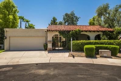 8305 E San Bernardo Drive, Scottsdale, AZ 85258 - MLS#: 5797729