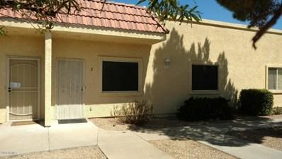 17201 N 16TH Drive Unit 2, Phoenix, AZ 85023 - MLS#: 5797825