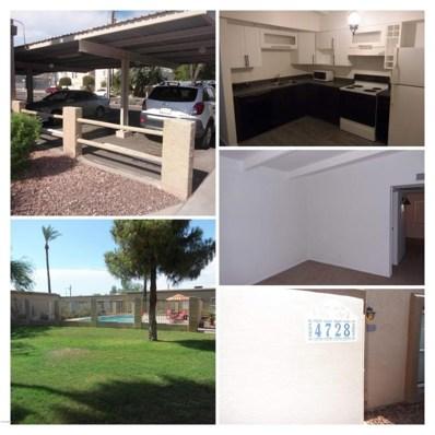 4728 N 14th Street, Phoenix, AZ 85014 - MLS#: 5798277