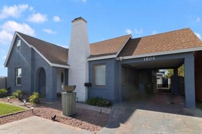 1604 E Willetta Street, Phoenix, AZ 85006 - MLS#: 5800017