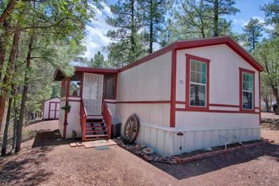 2800 S White Mountain Road Unit 56, Show Low, AZ 85901 - #: 5800021