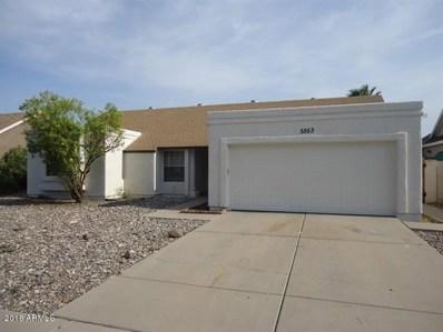 5553 W Shangri La Road, Glendale, AZ 85304 - MLS#: 5800621