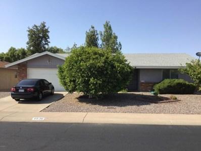 6536 E Boise Street, Mesa, AZ 85205 - MLS#: 5800938