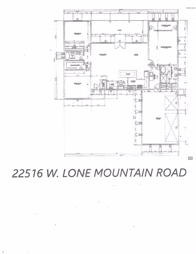 22516 W Lone Mountain Road, Wittmann, AZ 85361 - #: 5801304