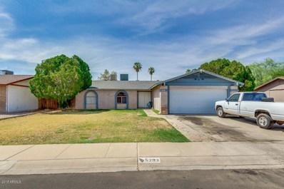 5253 W Lupine Avenue, Glendale, AZ 85304 - MLS#: 5801348