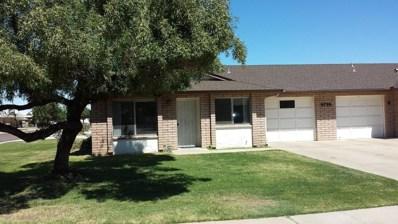 9726 W Ironwood Drive Unit A, Peoria, AZ 85345 - MLS#: 5801356