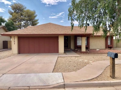 1757 W Isabella Avenue, Mesa, AZ 85202 - MLS#: 5801544