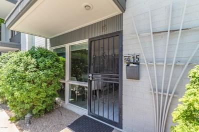 7720 E Heatherbrae Avenue Unit 15, Scottsdale, AZ 85251 - MLS#: 5801707