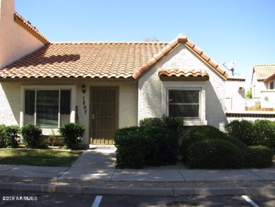 4901 E Kelton Lane Unit 1207, Scottsdale, AZ 85254 - MLS#: 5802880