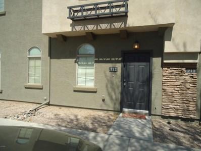 17150 N 23RD Street Unit 112, Phoenix, AZ 85022 - MLS#: 5803064