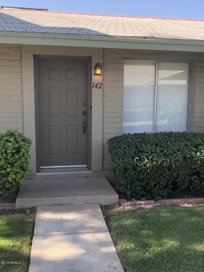 225 N Standage Street Unit 142, Mesa, AZ 85201 - MLS#: 5803358