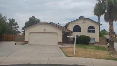 602 S La Arboleta Court, Gilbert, AZ 85296 - MLS#: 5803366
