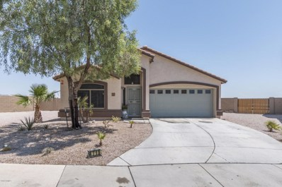 4715 S 235TH Lane, Buckeye, AZ 85326 - MLS#: 5803427