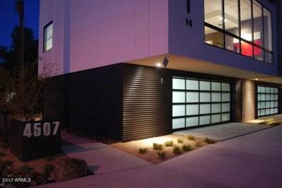 4507 N 12TH Street Unit 2, Phoenix, AZ 85014 - MLS#: 5803760