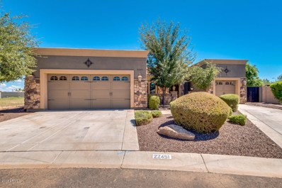 22451 S 215TH Street, Queen Creek, AZ 85142 - MLS#: 5804790