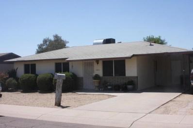 282 S 95TH Place, Chandler, AZ 85224 - MLS#: 5805040