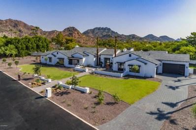 6109 N 33rd Street, Paradise Valley, AZ 85253 - MLS#: 5805815