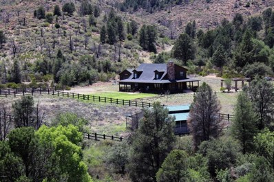 18675 S Miners Camp Road, Kirkland, AZ 86332 - MLS#: 5805856