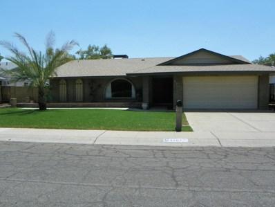 4707 W Carol Avenue, Glendale, AZ 85302 - MLS#: 5806128