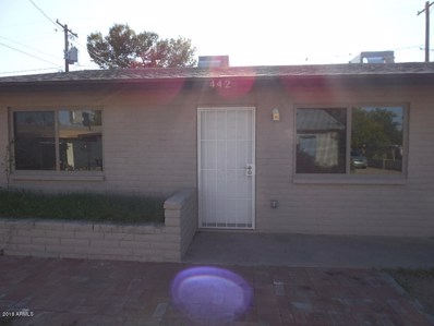 438 S Hobson -- Unit 442, Mesa, AZ 85204 - MLS#: 5806662