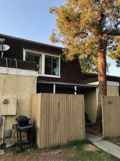 3416 W El Caminito Drive, Phoenix, AZ 85051 - MLS#: 5806790