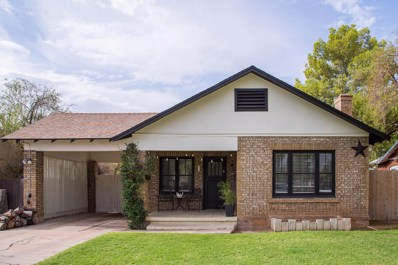 1225 E Monte Vista Road, Phoenix, AZ 85006 - MLS#: 5807285