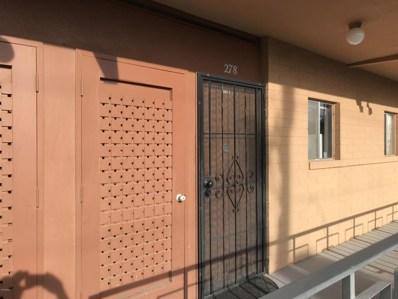 6125 E Indian School Road Unit 278, Scottsdale, AZ 85251 - MLS#: 5807494
