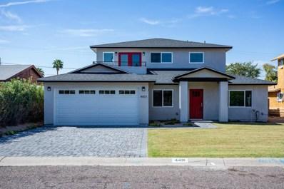 4431 E Turney Avenue, Phoenix, AZ 85018 - MLS#: 5808747