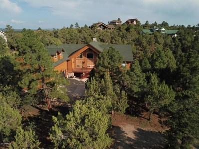 961 W Sierra Pines Drive, Show Low, AZ 85901 - #: 5810064
