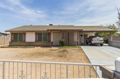 3001 N 57TH Drive, Phoenix, AZ 85031 - MLS#: 5810636