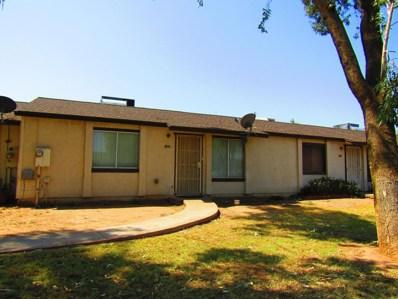 3120 N 67TH Lane Unit 101, Phoenix, AZ 85033 - MLS#: 5811036