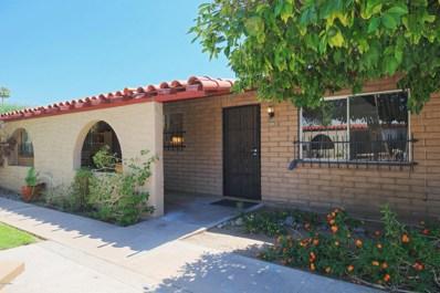 6733 N 16TH Street Unit 34, Phoenix, AZ 85016 - MLS#: 5811858