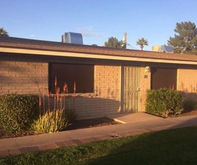 3445 N 36TH Street Unit 25, Phoenix, AZ 85018 - MLS#: 5812005