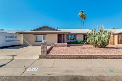 5514 W Carol Ann Way, Glendale, AZ 85306 - MLS#: 5813324