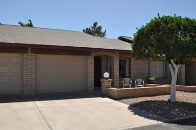 2064 S Farnsworth Drive Unit 113, Mesa, AZ 85209 - MLS#: 5813433