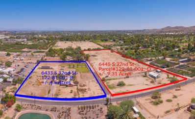 6445 S 32ND Street, Phoenix, AZ 85042 - MLS#: 5813519