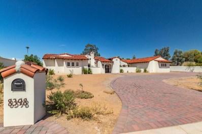 8398 E Kalil Drive, Scottsdale, AZ 85260 - MLS#: 5814116