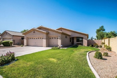 14593 W Hillside Street, Goodyear, AZ 85395 - MLS#: 5816544