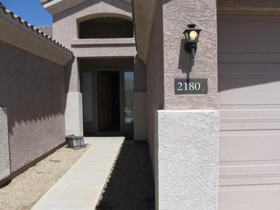 2180 E Flintlock Way, Chandler, AZ 85286 - MLS#: 5816868