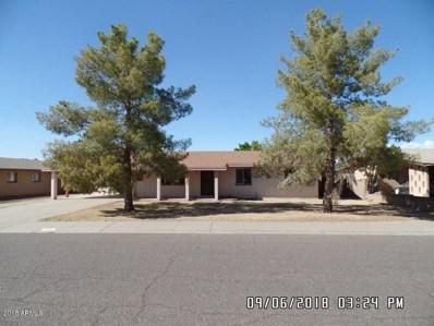 6280 W Wolf Street, Phoenix, AZ 85033 - MLS#: 5817002