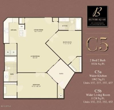 1701 E Colter Street Unit 127, Phoenix, AZ 85016 - MLS#: 5817114