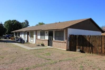 4650 E Caballero Street Unit 1, Mesa, AZ 85205 - MLS#: 5817276
