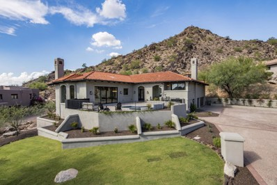 5460 E Desert Jewel Drive, Paradise Valley, AZ 85253 - MLS#: 5817419