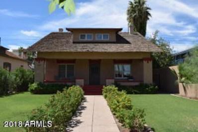 830 N 2ND Avenue Unit 1, Phoenix, AZ 85003 - MLS#: 5818128