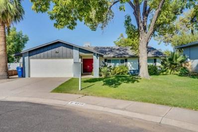4510 S Butte Avenue, Tempe, AZ 85282 - #: 5818505