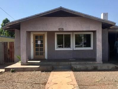 1421 E Garfield Street, Phoenix, AZ 85006 - MLS#: 5818599