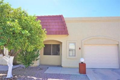 1951 N 64TH Street Unit 9, Mesa, AZ 85205 - MLS#: 5819040
