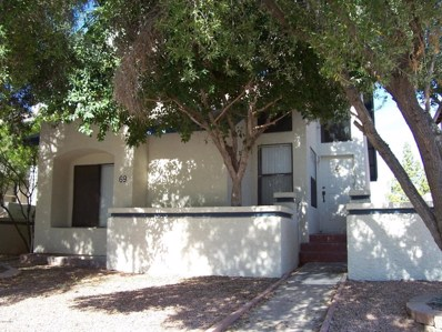 1535 N Horne Road Unit 69, Mesa, AZ 85203 - MLS#: 5819957