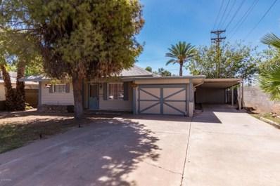 1601 E Cedar Street, Tempe, AZ 85281 - MLS#: 5820101