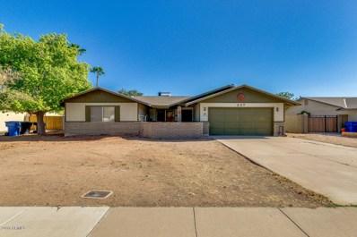 237 E Silver Creek Road, Gilbert, AZ 85296 - MLS#: 5820130
